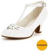 Very Antonia Older Girls Heeled Shoes