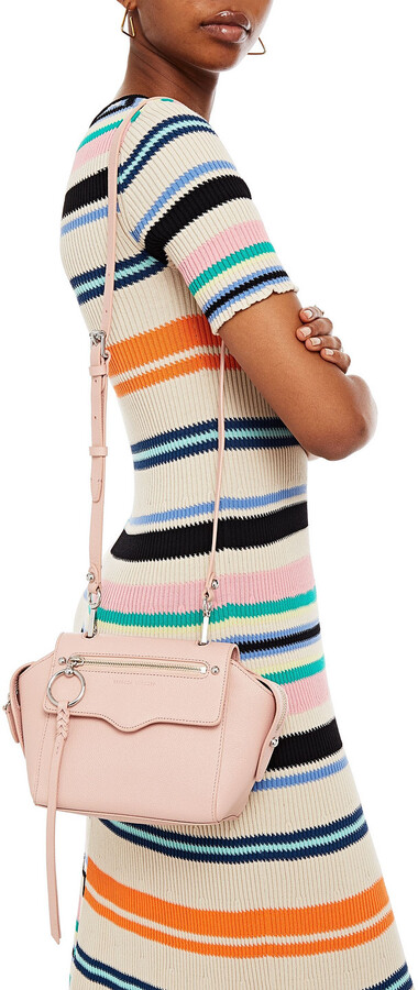 Thumbnail for your product : Rebecca Minkoff Gabby Textured-leather Tote