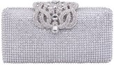 Ainemay Women Bling Diamond Crown Clutch Evening Party Handbags Purse