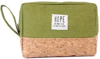 Riah Fashion Hope Cosmetic Pouch