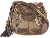 See by Chloe Double Front Zip Leather Crossbody