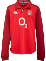 Canterbury of New Zealand Womens England Classic Alternate Shirt True Red