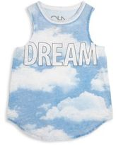 Chaser Toddler's, Little Girl's & Girl's Dream Cloud Muscle Tee