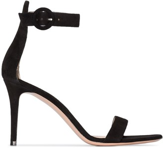 Gianvito Rossi Portofino 85mm strap sandals