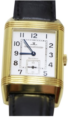 Jaeger-LeCoultre Reverso Gold Yellow gold Watches