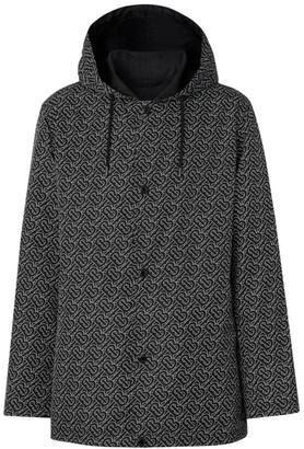 Burberry Elmhurst Reversable Hooded Jacket