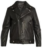 Acne Studios Nate Leather Jacket