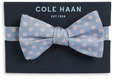 Cole Haan Patterned Silk Bow Tie