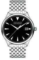 Movado Heritage Stainless Steel Bracelet Watch