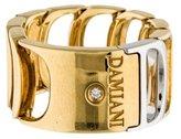 Damiani 18K Diamond Band