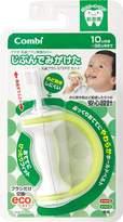 Combi Teteo Toothbrushing Myself Baby Tooth Brush Step 2 Set