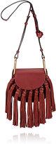 Chloé Women's Hudson Mini Shoulder Bag-RED