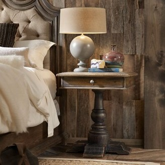 Hooker Furniture Hill Country Kirby 1 Drawer Nightstand