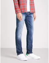 Nudie Jeans Lean Dean Slim-fit Tapered Jeans