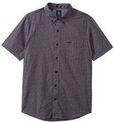 Volcom Men's Pulaski Short Sleeve Button Up Shirt 8133323