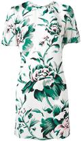 Burberry floral print dress - women - Silk/Polyester - 4