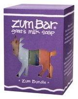 Indigo Wild Zum Bar Goat's Milk Soap Zum Bundle -- 9 oz