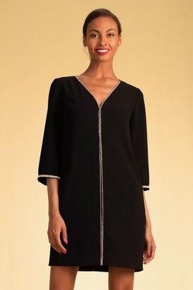 Trina Turk Round Midnight Dress