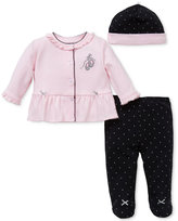 Little Me Baby Girl Ballerina Dot 3-Pc. Set