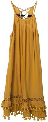 Heartloom Yellow Dress for Women