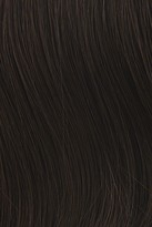 Hair U Wear Hairuwear 18 Beach Curl Pony - Dark Chocolate