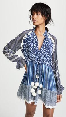 HEMANT AND NANDITA Short Dress
