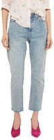 Topshop Petite Women's Straight Leg Jeans