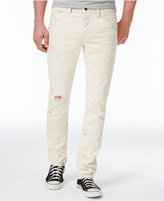 Joe's Jeans Men's Gregor Straight-Fit Stretch Splatter Jeans