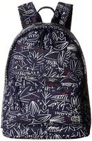 Lacoste Neocroc Graphic Canvas Backpack Backpack Bags