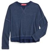 Menu Girl's Gigi Cutout Sweatshirt