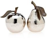 Godinger Apple Pear Salt & Pepper Shakers
