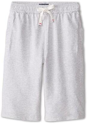 Toobydoo Camp Shorts (Infant/Toddler/Little Kids/Big Kids) (Grey) Boy's Shorts
