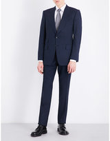 Tom Ford Speckled Slim-fit Wool And Silk-blend Suit