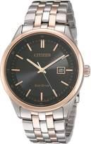 Citizen Men's Sapphire Collection BM7256-50E Wrist Watches, Dial