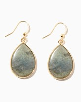 Charming charlie Semi-Precious Zen Stone Earrings