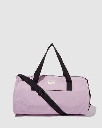 Typo - Women's Purple Weekender - Premium Barrel Bag - Size One Size at The Iconic