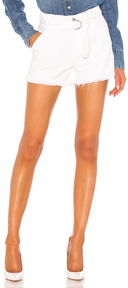 7 For All Mankind Paperbag Short. - size 26 (also
