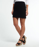 Superdry Erin Zip Mini Skirt