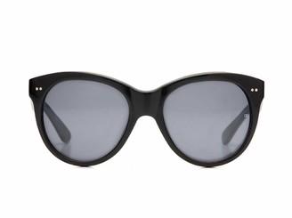 Oliver Goldsmith Sunglasses Manhattan 1960 Black