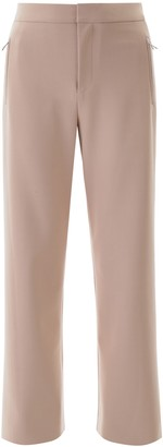 Area Crystal Stripe Trousers