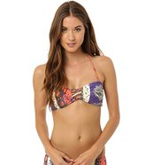 O'Neill Women's Goa Knot Bandeau Bikini Top
