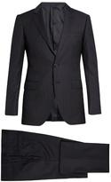 Lanvin Attitude-fit Pinstripe Wool Suit