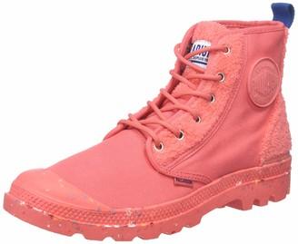 Palladium Unisex Adults 76187 Boots Pink Size: 9.5 UK