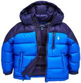 Ralph Lauren Padded Jacket With Removable Hood