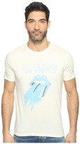 """John Varvatos Rolling Stones """"She's So Cold"""", """"I'm So Hot"""" Short Sleeve Graphic Tee K3051T1B"""
