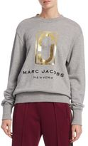 Marc Jacobs Double J Logo Sweatshirt