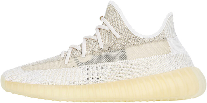 Adidas Yeezy 350 Natural Sneakers (US Size 10.5 / EU Size 44 2/3)