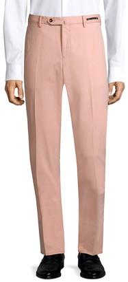 Pt01 Stretch Cotton Trousers
