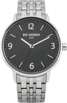 Ben Sherman Men's WB023BMA Portabello Casual Analog Display Quartz Silver Watch
