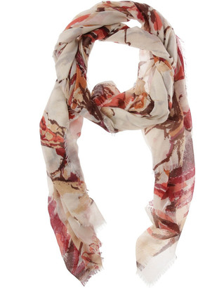 Piper Floral Print Scarf